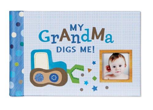 C.R. Gibson Grandma's Brag Book, Boy Oh Boy - 1