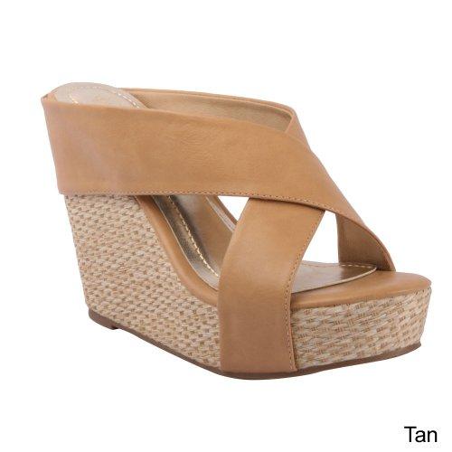Womens Tan Sandals