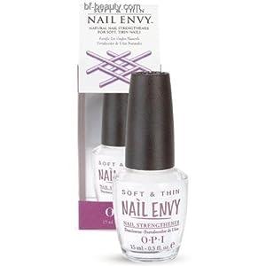 """O.P.I """"Soft and Thin Nail Envy"""" Natural Nail Strengthener CODE: O.P.I_NAIL_EN..."""