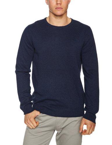 Quiksilver Rekaya Mens Sweatshirt Eclipse Small