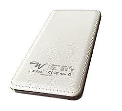 Wayona W4 7000mAH Portable Power Bank (White)