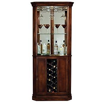 Howard Miller 690-000 Piedmont Corner Wine Cabinet