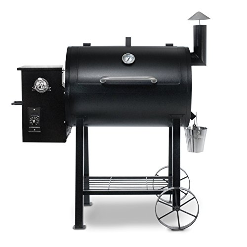 Pit Boss 71820FB Pellet Grill with Flame Broiler, 820 sq. in. (Pellet Grill And Smoker compare prices)