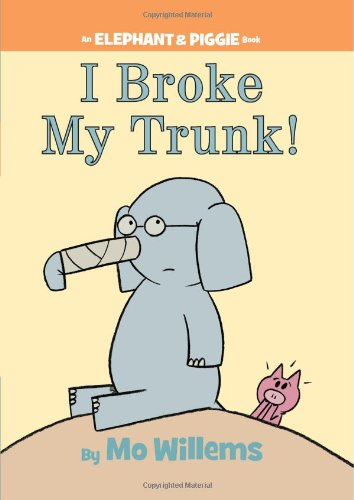 I Broke My Trunk! (An Elephant and Piggie Book) (Books Elephant Company compare prices)