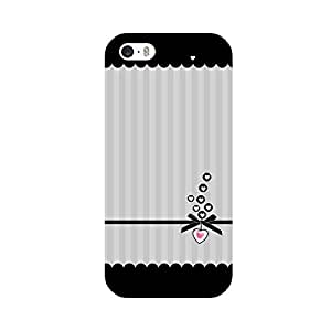 Digi Fashion Designer Back Cover with direct 3D sublimation printing for Apple iPhone 5