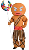 Shrek Gingerbread Man Warrior Costume