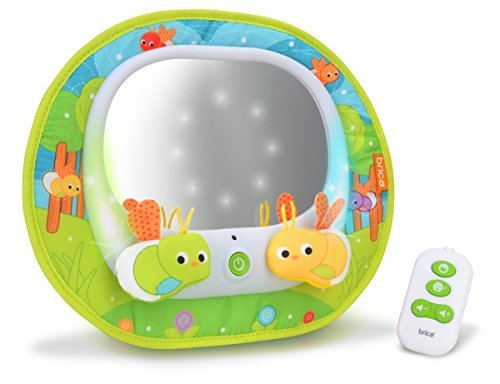 Big Save! BRICA Baby In-Sight Magical Firefly Auto Mirror for in Car Safety