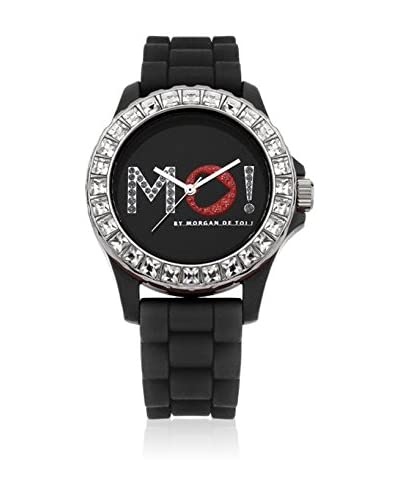 Morgan de Toi Reloj de cuarzo Woman M1120B Negro 40 mm