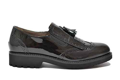 Nero Giardini Francesine mocassini nero 6026 scarpe donna A616026D 38