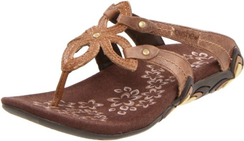 Cushe Women's Shasta Sandal,Brown,41 EU/10 M US
