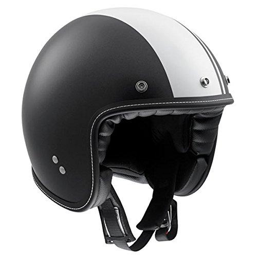 AGV orizzonte Racer Green/White/Cbn moto casco