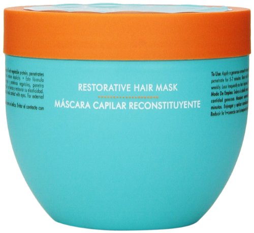 Moroccanoil Restorative Hair Mask, 16.9 Ounce (Packaging may vary)