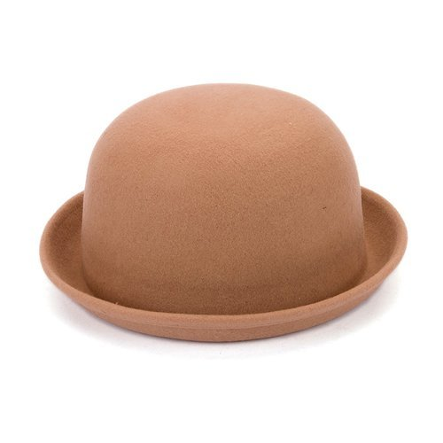 Accessotech-Mode-Damen-Vogue-Vintage-Damen-Wolle-Cute-Trendy-Bowler-Melone-Mode