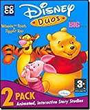 Disney Winnie the Pooh Duo (Winnie the Pooh & Tigger Too / Piglets Big Game)