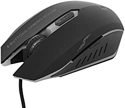 Live Tech MS-17 Usb Wired Gaming Mouse (Black)