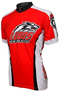 NCAA New Mexico Cycling Jersey,Small