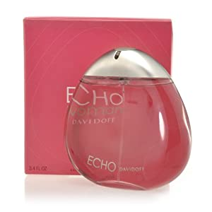 Echo Woman By Davidoff For Women. Eau De Parfum Spray 3.4 Ounces