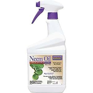 Bonide 022 Ready-to-Use Neem Oil, 32-Ounce