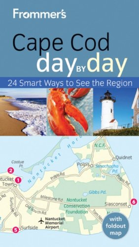 Frommer's Cape Cod Day by Day (Frommer's Day by Day - Pocket)