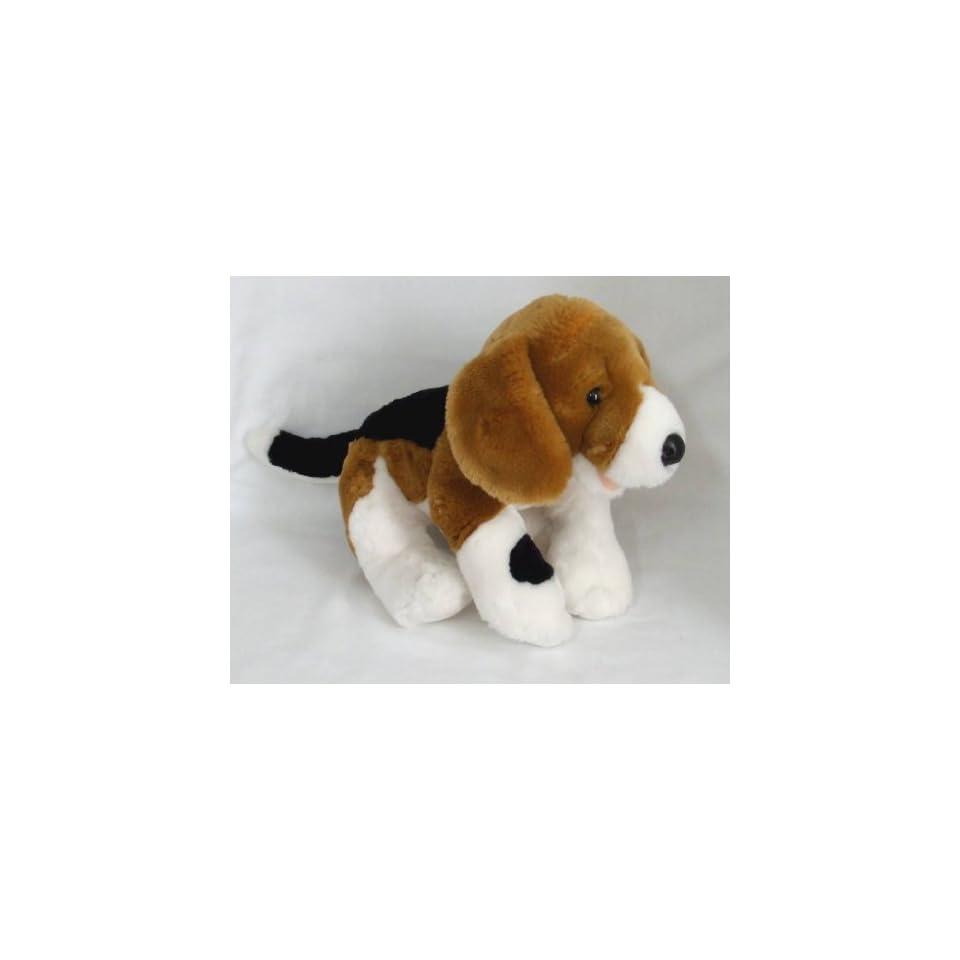 Build a Bear ; Dog Plush Toy 15 Collectible
