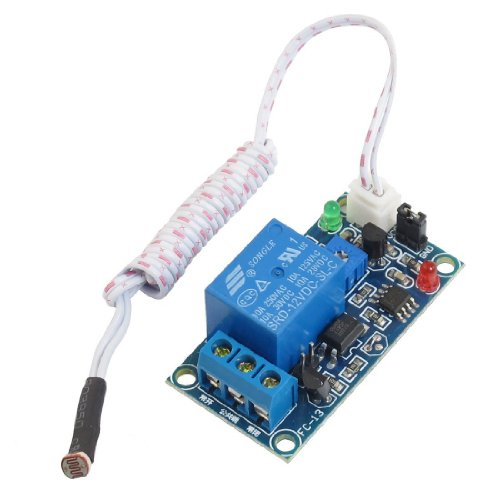 Makerfire® Dc 12V Photoelectric Switch Sensor Relay Module With Cable Diy Wiki