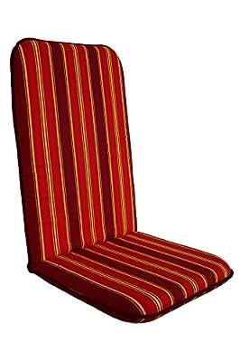 Polsterauflage Sitzauflage Gartenstuhlauflage Modell 450 von Adlatus - Gartenmöbel von Du und Dein Garten