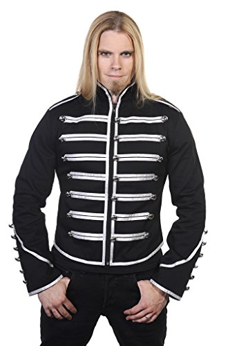 Banned-Military-Drummer-Jacket