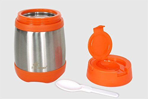 Outdoor Vacuum Insulation Lunch Boxes 350Ml front-504366