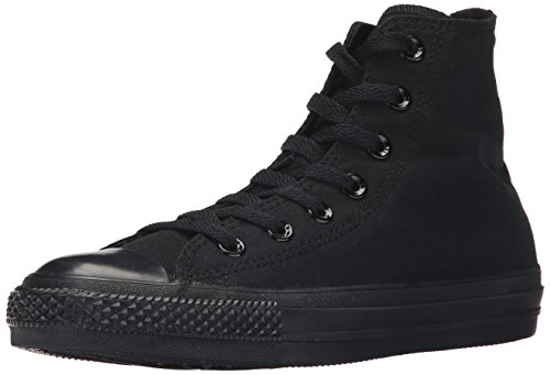 Converse Chuck Taylor All Star HI (M3310), Nero (Black Monochrome), 44