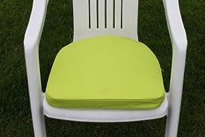Coussin pour mobilier de jardin coussin arrondi pour - Coussins pour fauteuils de jardin ...