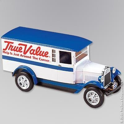 1927 Graham Brothers Delivery Truck Bank