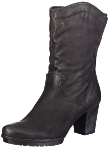 Tamaris Womens TAMARIS Boots Black Schwarz (BLACK 001) Size: 6.5 (40 EU)