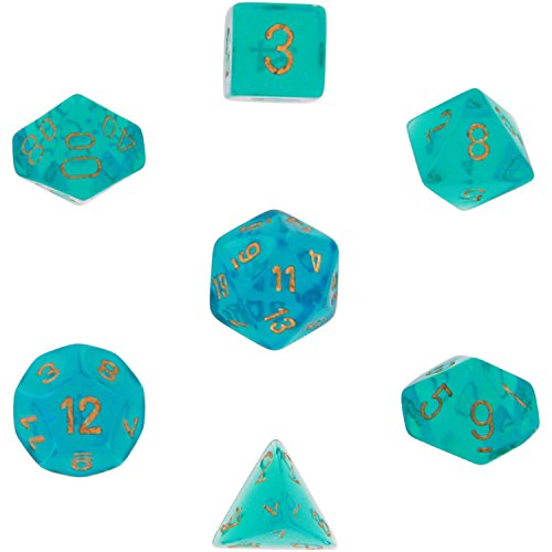 polyhedral-7-die-borealis-dice-set-teal-with-gold-toy