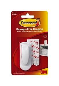 Command Spring Clip, 1-Clip