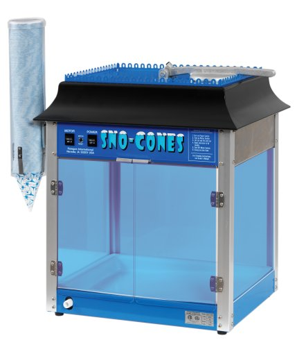 Paragon 1911 Sno-Storm Snocone Machine back-36223