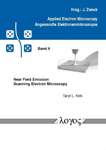 Near Field Emission Scanning Electron Microscopy