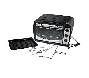 Cooks Essentials Convection Oven with Rotisserie