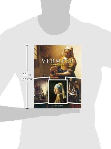 Vermeer Paintings: 24 Art Cards (Dover Postcards)