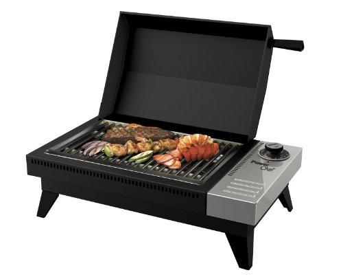 Dimplex Metro PBQ-120-METRO Tabletop Grill, Black