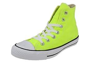 Converse AS Season Hi Tex Electric Yellow 37