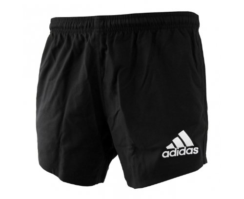 ADIDAS Men's Rugby Teamwear Basic Short, Black, S