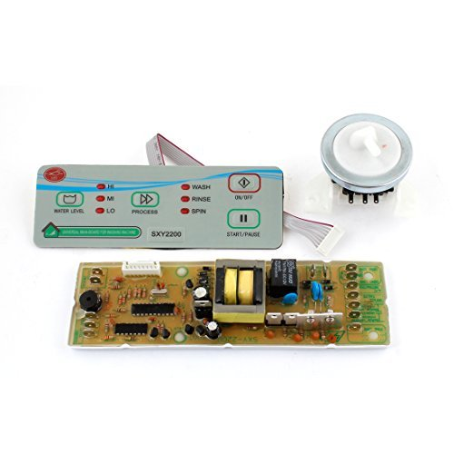 FOREVER YUNG Washing Machine SXY2200 Main Board w Water Liquid Level Sensor