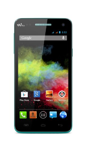 Wiko Rainbow Smartphone Bluetooth Android 4 Go Turquoise