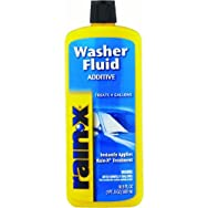 Windshield Washer Rain Repellent Additive-RAIN-X WASH ADDITIVE