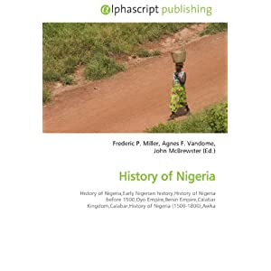 Nigeria Early History | RM.