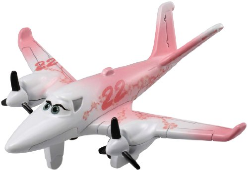 Tomica Plains P-09 Sakura (standard type) (japan import) - 1