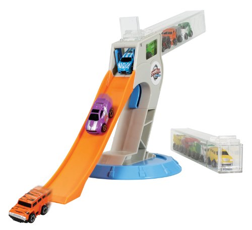 Kid Galaxy Nitro Micro Gravity Feed Launcher