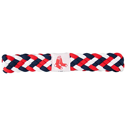 mlb-boston-red-sox-braided-headband