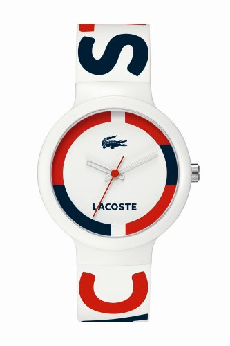 Red, White and Blue Lacoste Goa
