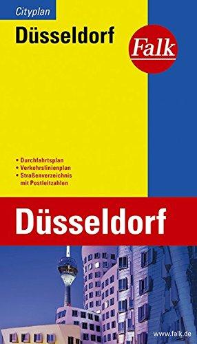 Falk-Cityplan-Dsseldorf